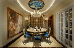 法式風格餐廳裝修效果圖 法式風格餐廳設計