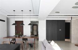 現代風格120平三居室餐廳裝修效果圖