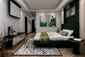 臥室樣板間圖片 臥室樣板間裝修效果圖