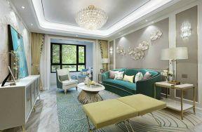 法式風格客廳裝修效果圖 法式風格客廳裝修效果圖片