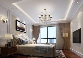 歐式風格臥室裝修圖片 歐式風格臥室裝修效果圖