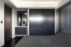83平米二居現代風格臥室衣柜家裝圖片欣賞