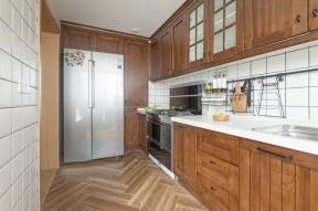 廚房整體櫥柜設計圖片 廚房整體櫥柜