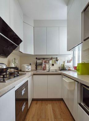 現代風格廚房裝修風格 現代風格廚房裝修效果圖