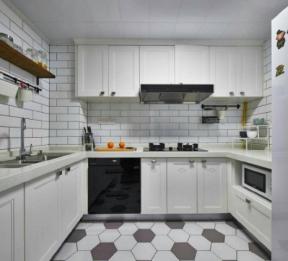 廚房整體櫥柜效果圖 廚房整體櫥柜臺面
