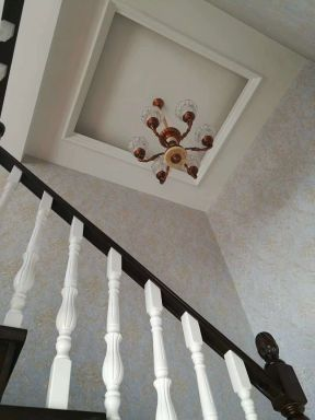 樓梯背景墻設計效果圖 樓梯背景墻裝修效果圖  樓梯背景墻圖片