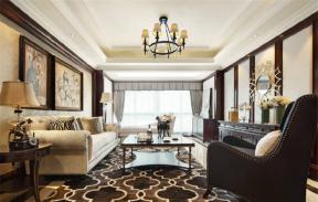 客廳家具顏色搭配效果圖 客廳家具裝修效果圖