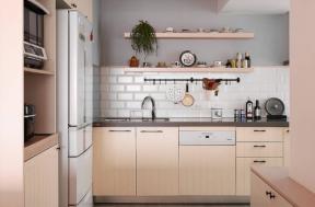 廚房櫥柜顏色 廚房櫥柜裝修