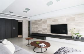 现代风格客厅设计图 现代风格客厅ballbet贝博网站效果