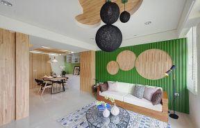 沙發背景墻造型圖 沙發背景墻裝飾 沙發背景墻照片