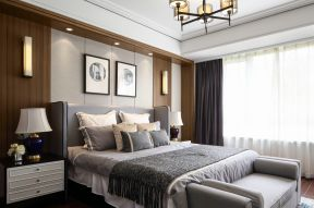 現代中式臥室裝修 現代中式臥室效果圖
