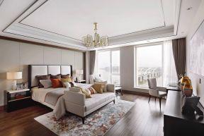 現代中式臥室效果圖 現代中式臥室裝修