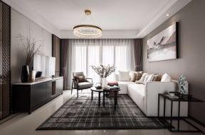 現代中式客廳裝修圖 現代中式客廳裝修圖