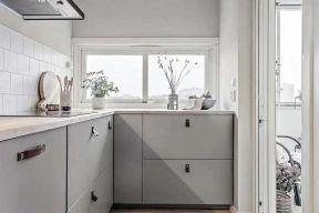 現代櫥柜風格 現代櫥柜門設計