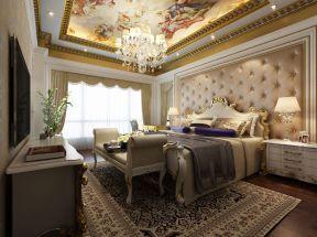 法式臥室裝修圖 法式臥室效果圖 法式臥室設計