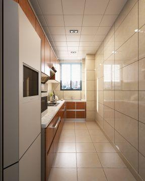廚房瓷磚裝修效果圖大全圖片 廚房瓷磚顏色搭配效果圖片