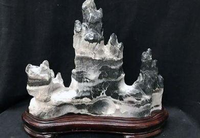 【忻州龙发装饰】办公室靠山石摆放位置 靠山石放在什么位置