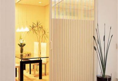 【东易日盛装饰】日式折叠门的优缺点有哪些
