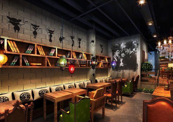 【重庆斯戴特装饰】重庆咖啡厅装修设计方案 咖啡厅装修公司哪家好