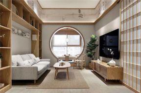 日式客廳裝修 日式客廳設計圖片