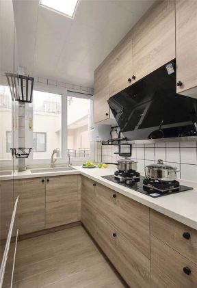 日式廚房裝修風格圖片大全 日式廚房設計圖片