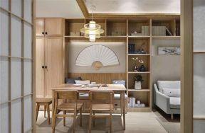 日式餐廳設計案例 日式餐廳吊頂效果圖