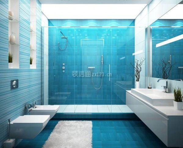 【北京金凯伟业装饰】浴室用什么颜色瓷砖好 浴室瓷砖