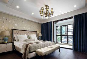 新中式臥室裝修圖片 新中式臥室大全