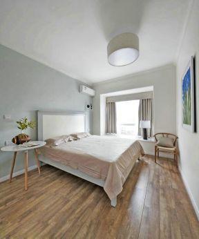 簡約美式臥室效果圖 簡約美式臥室背景墻