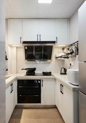 小户型厨房图片 小户型厨房装修设计图片