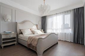 美式臥室裝潢效果圖 美式臥室燈效果圖 美式臥室大全