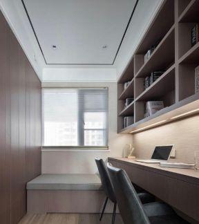 現代風格書房設計圖片 現代風格書房裝修圖 書房吊頂造型