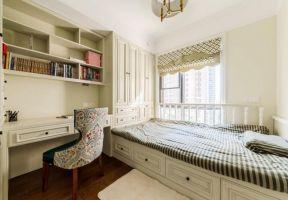 書房臥室一體裝修效果圖 書房臥室一體裝修