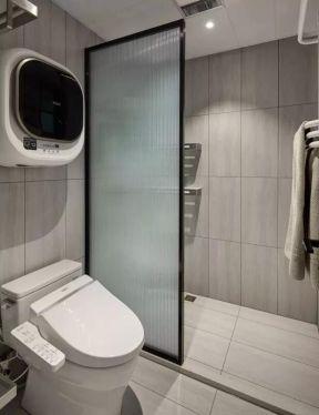 衛生間玻璃墻圖片 衛生間玻璃墻裝修效果圖
