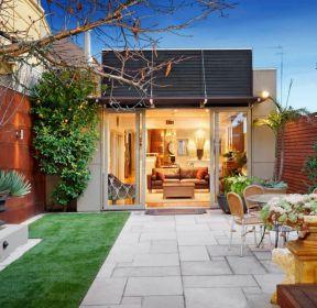農村自建小別墅庭院花園設計圖欣賞-每日推薦