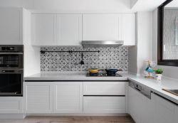 上海簡約風格廚房室內裝飾設計圖