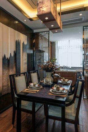 中式風格餐廳裝修設計 中式風格餐廳案例