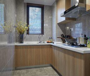 廚房櫥柜顏色搭配 廚房櫥柜顏色搭配圖片