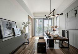 杭州新中式風格高端別墅茶室裝修效果圖大全