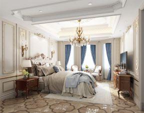 法式風格臥室 法式臥室裝修設計圖