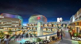 天霸设计为您打造场景式沈阳商业综合体设计,提升项目竞争力