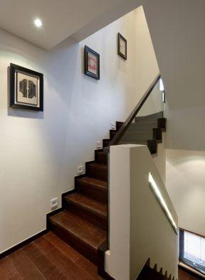 中式風格樓梯裝修效果圖 中式風格樓梯圖片