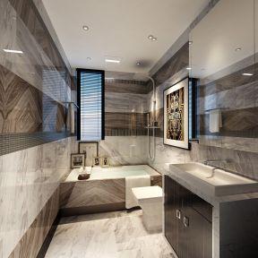 現代衛生間設計效果圖 現代衛生間裝修