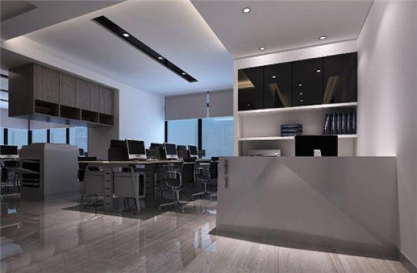 深圳办公室装修风格