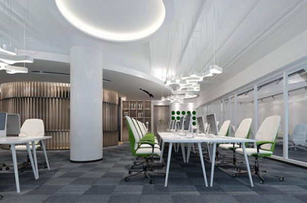 深圳办公室装修现代风格
