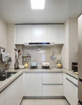 小廚房裝修 小廚房裝飾效果圖 小廚房裝飾設計 白色廚房裝修效果圖大全