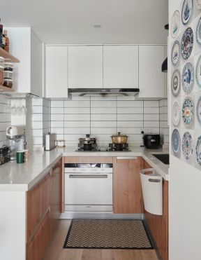 u型廚房 u型廚房裝修效果圖