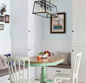 美式風格50平兩室一廳新房裝修設計圖片-每日推薦