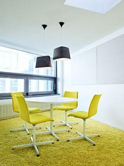重慶辦公室洽談區桌椅裝修設計圖片2019