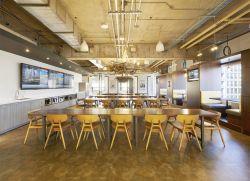 重慶辦公室休閑空間裝修設計圖片